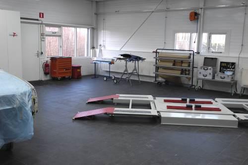 Color Up Rijssen training carrosserie en voorbehandeling