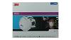 3M™ Lasrookmasker 06920, FFP2, met uitad
